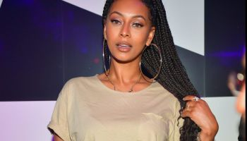 Keri Hilson at Gold Room