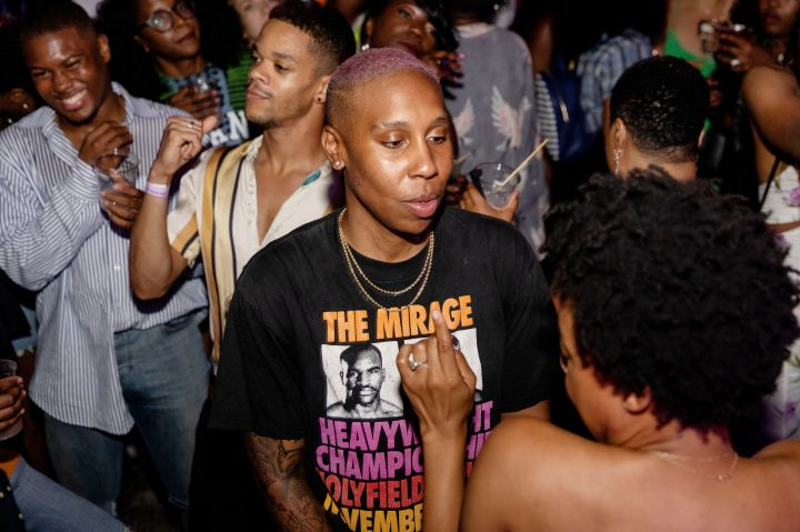 Lena Waithe HBO Essence Festival Events Everyday People Party