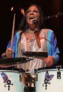 SHEILA E. REIGNS SUPREME: After Prince Grammy Salute
