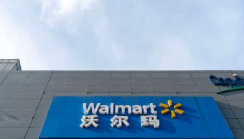 Walmart has invested over RMB350m (US$53m) in the upgrade...