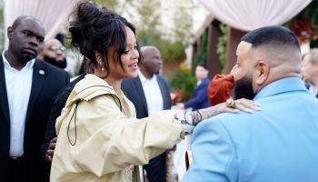 Rihanna And DJ Khaled Roc Nation Brunch 2020