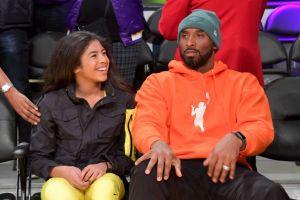 Gianna Bryant & Kobe Bryant