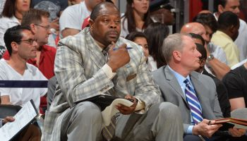 Patrick Ewing Tested Positive for COVID-19