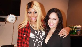 Tamar Braxton and Mina Saywhat RNB Philly