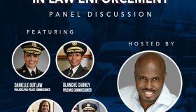 BLACK WOMEN IN LAW ENFORCEMENT PANEL DISCUSSION