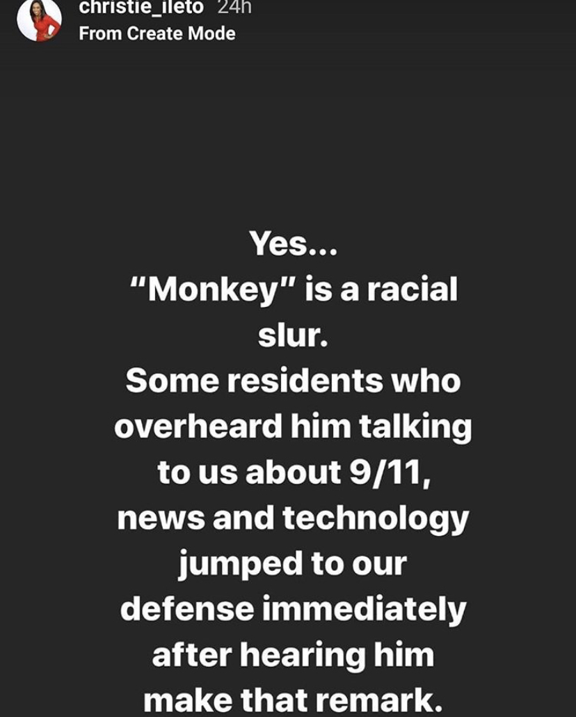 "White Man Caught On Video Calling Black Reporter A ""Monkey"""