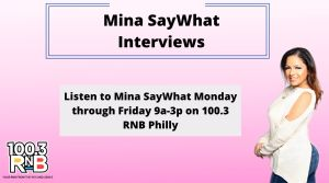 Mina SayWhat Pink INT 100.3