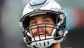 Philadelphia Eagles Player Dallas Goedert sucker punched