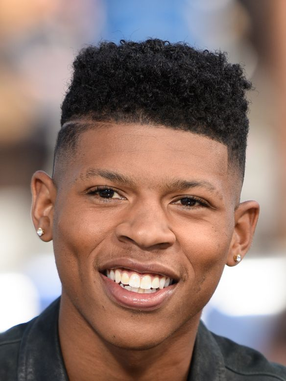 Bryshere Yazz Gray And Paige VanZant On 'Extra'