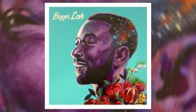 Enter For Your Chance To Win A Free Digital Download Of John Legend's New Album 'Bigger Love'