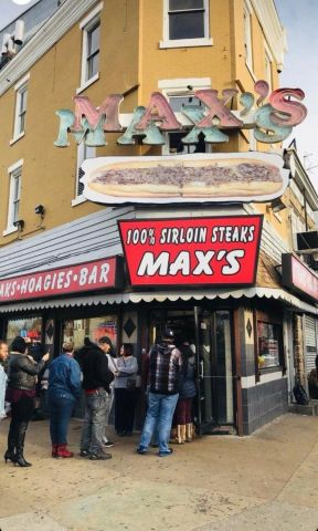Official List Of The Best Cheesesteaks In Philly - Max's Steaks