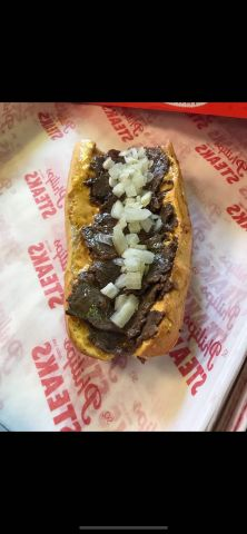 Official List Of The Best Cheesesteaks In Philly -SQ Philips Steaks