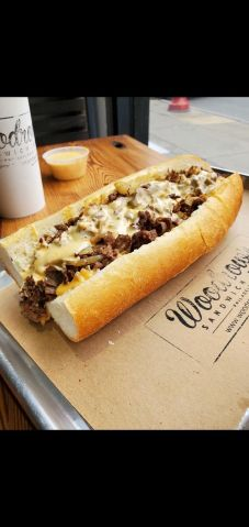 Official List Of The Best Cheesesteaks In Philly- Woodrow Sandwich