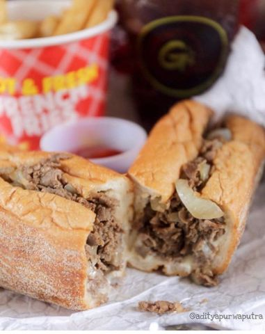 Official List Of The Best Cheesesteaks In Philly - Jimmy G Steak