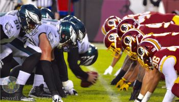 Redskins Eagles