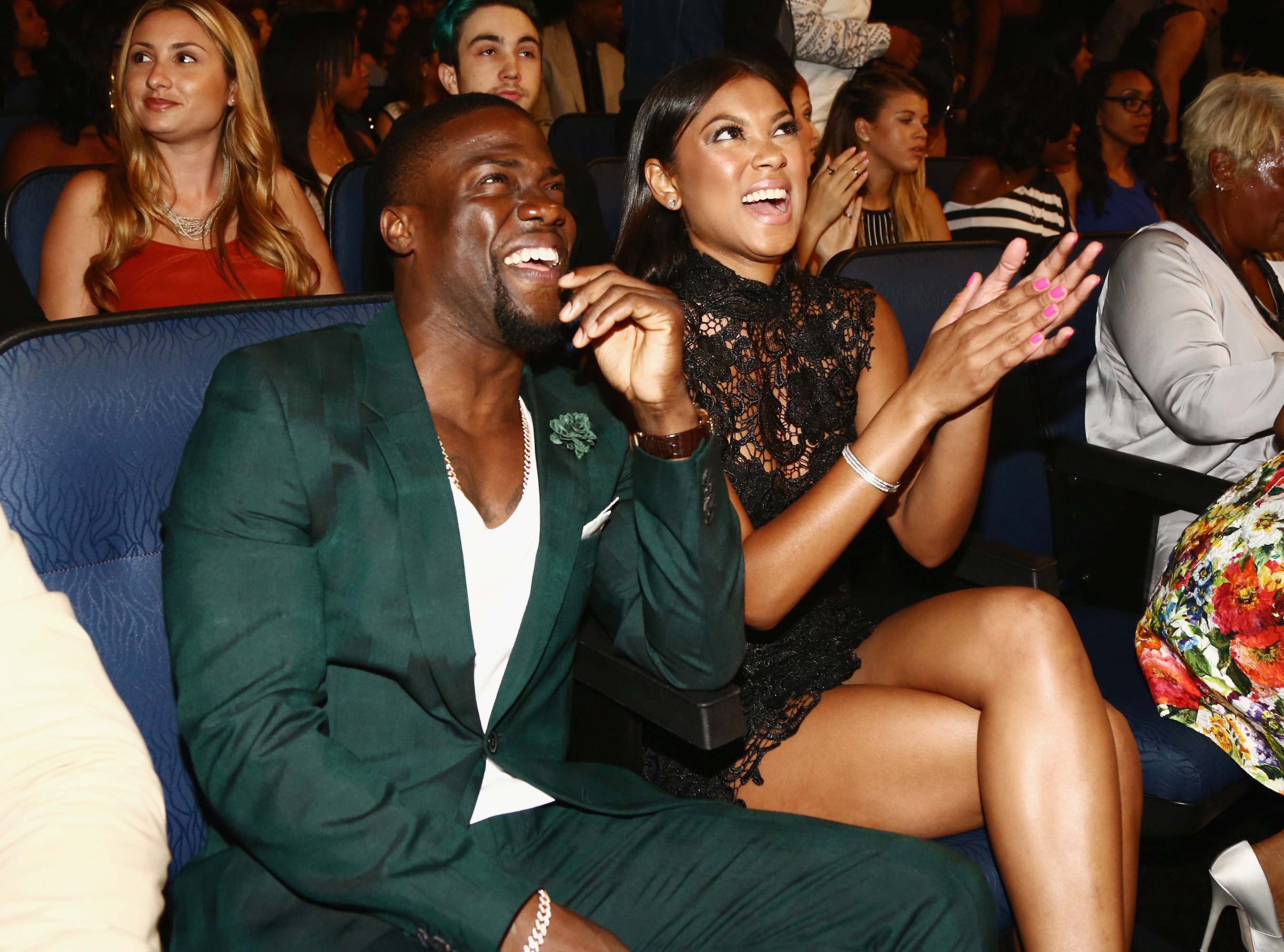 Kevin And Eniko Hart Welcome Their Baby Girl
